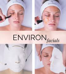 Facials, Environ and the DF Machine